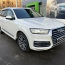 Chuventos Audi Q7 2016> 4 portas
