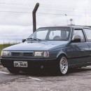 Chuventos Fiat Uno