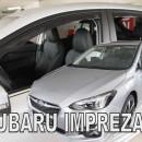 Chuventos frente e trás Subaru V 2017> Carro