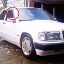 Chuventos Mercedes 190