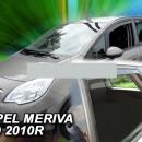 Chuventos Opel Meriva B 4 portas