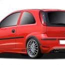Difusor Opel Corsa C Mk2