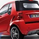 Difusor traseiro Smart ForTwo 451 Facelift (2012-2015) B Design