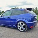 Embaladeiras Ford Focus Mk1 RS