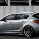 Embaladeiras Opel Astra J