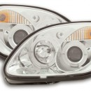 Farois Mercedes SLK R170  96-97 / 01-02 cromados