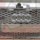 Grelha Audi A3 8V RS3 cromada