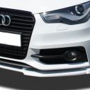 Lip frontal A1 8X e A1 8XA Sportback S-Line (-01 / 2015)