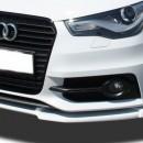 Lip frontal Audi A1 8X & A1 8XA Sportback (-01/2015, S-Line