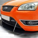 Lip frontal Ford Focus Mk2 Racing
