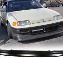 Lip Frontal Honda CRX 88-91