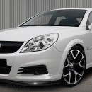 Lip frontal Opel Vectra C