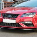 Lip frontal Seat Leon 5F Cupra/ FR Facelift V.1 2017>