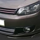 Lip frontal Vw Touran 2011>
