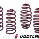 Molas de Rebaixamento Vogtland Renault Clio 3 35mm
