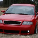 Para-choques frontal Audi A6 C5 4B RS6 Look