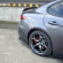 Splitters traseiro Alfa Romeo Giulia Veloce