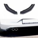 Splitters traseiros Vw Polo Mk6 6C GTI