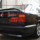 Aileron BMW E34 M5 M-tec
