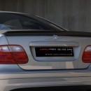 Aileron Mercedes CLK W208 AMG Look