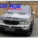 Car Bra (protecção de capô) BMW X5