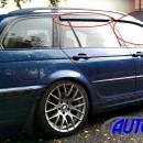 Chuventos BMW E46 Touring Frente e Trás