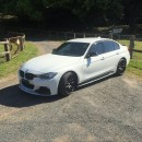 Chuventos BMW F30