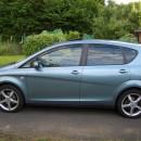 Chuventos Seat Toledo Mk3 4 portas