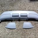 Difusor Ford Fiesta MK7