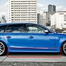 Embaladeiras Audi A4 B8 RS4