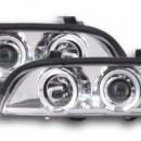 Farois Angel Eyes BMW E39 cromados