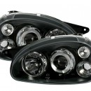 Farois Angel Eyes Opel Corsa B pretos