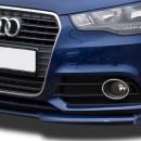 Lip frontal Audi A1 8X & A1 8XA Sportback (-01/2015, não S-Line