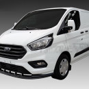 Lip frontal Ford Transit Ford Custom 2012>