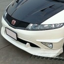 Lip frontal Honda Civic FN2 TypeR