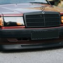 Lip frontal Mercedes W124 AMG DTM