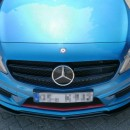 Lip frontal Mercedes W176 AMG-LINE PREFACE