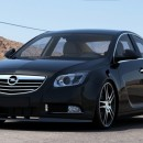 Lip frontal Opel Insignia 2008-2013