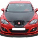 Lip frontal SEAT Leon 1P Facelift 2009+ (não FR, Cupra)