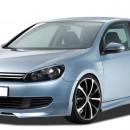 Lip frontal Vw Golf 6