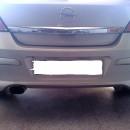 Lip traseiro Opel Astra H OPC