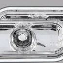 Piscas laterais cristal para Volkswagen