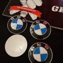 Símbolos de Jantes BMW 3D 60mm