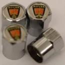 Tampas de válvulas anti-rubo Rover