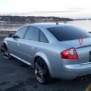 Aileron Audi A6 C5 RS6