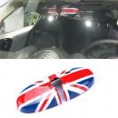 Capa de Espelho Retrovisor Mini Cooper R55 R56 R57 Union Jack
