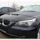 Car bra (protecção de capo) BMW E60 E61