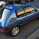 Chuventos Peugeot 205