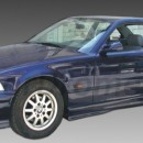 Embaladeiras BMW E36 Coupe