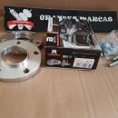 Espaçadores / Alargadores de Jantes Butzi 5x120 74.1 de 16mm